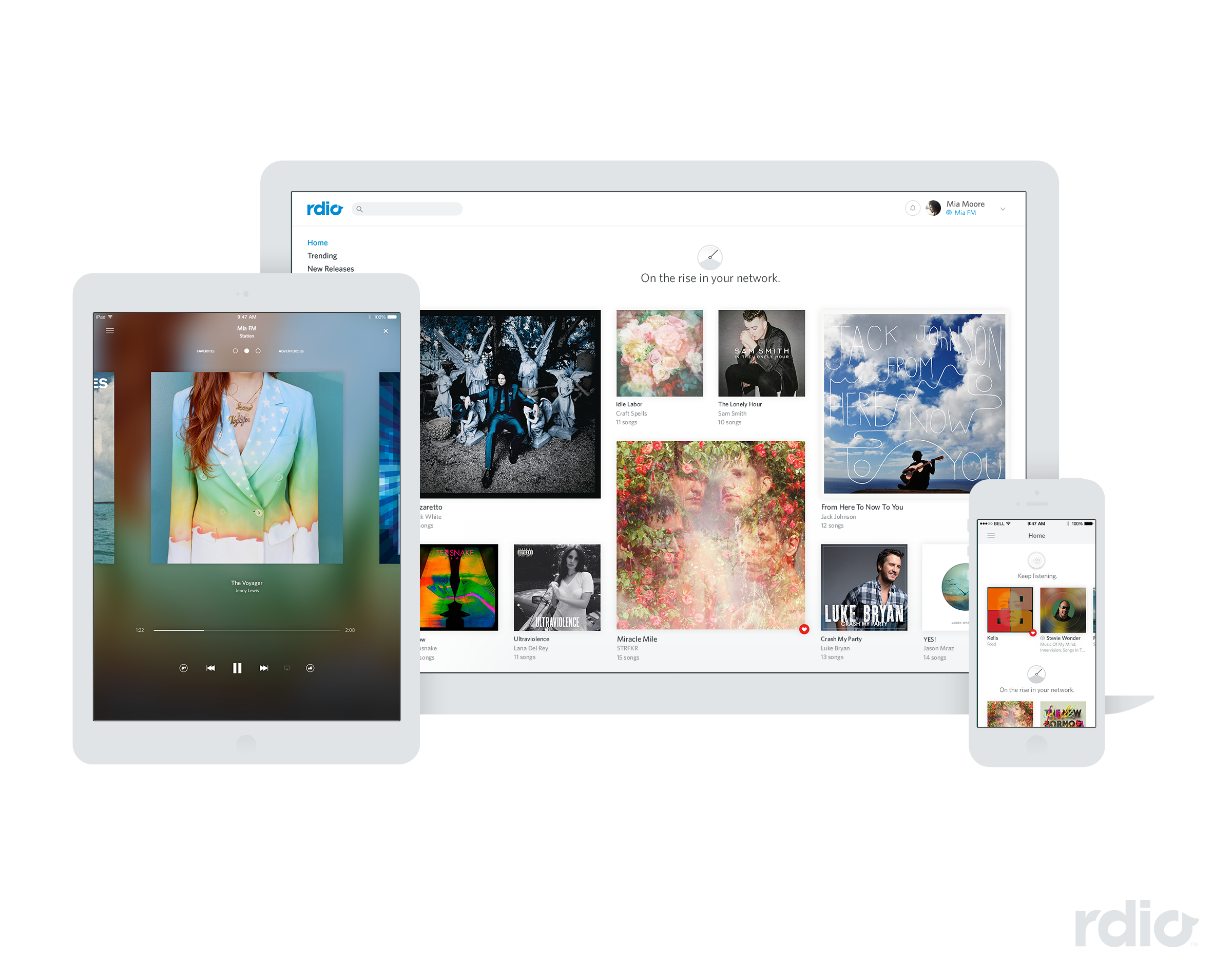 rdio-for-ios