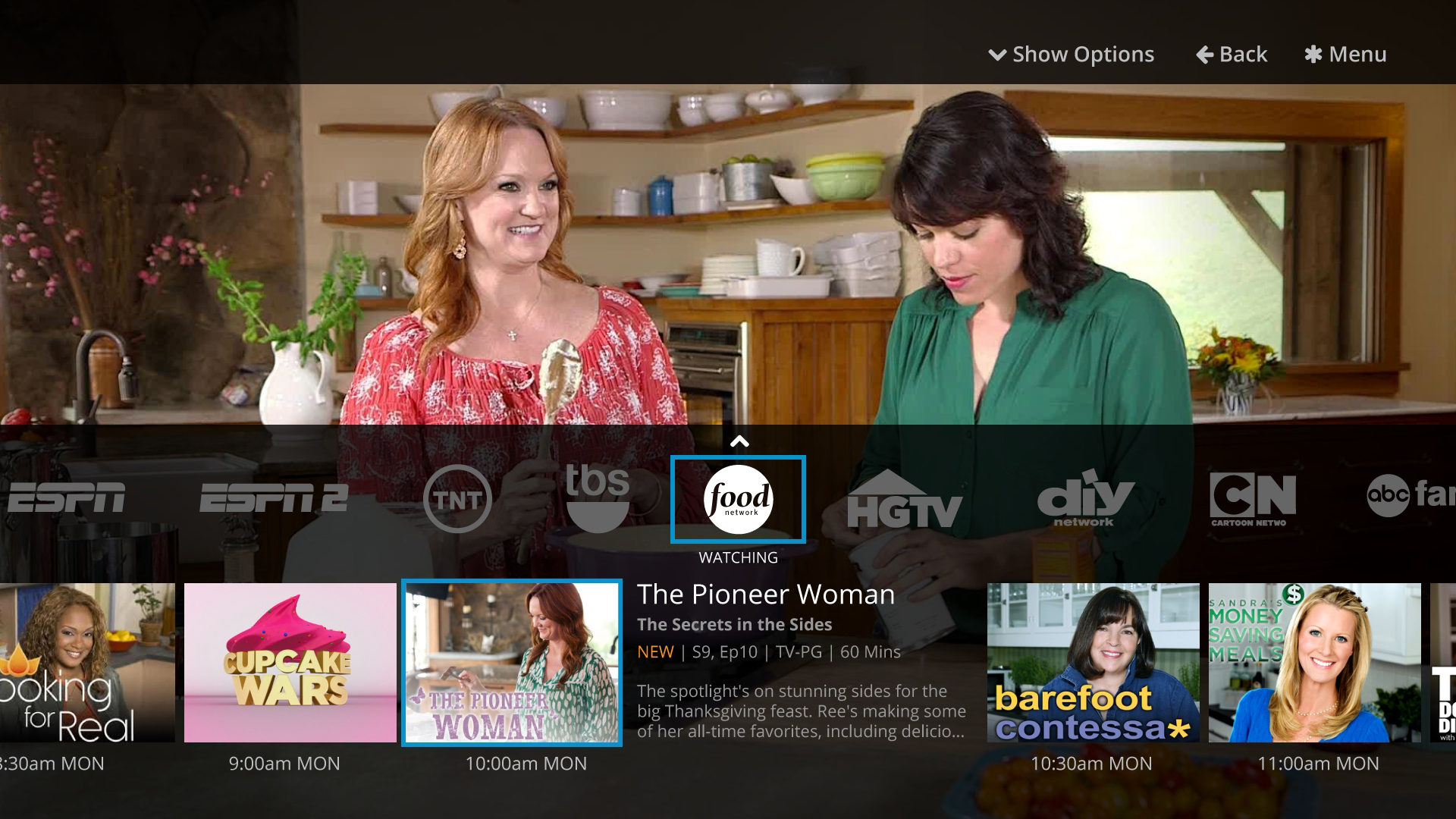 Dish Network's new live Sling TV service will work with iOS devices and Macs