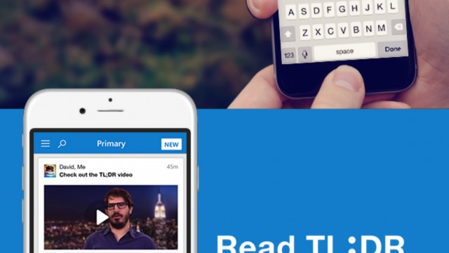 TL;DR Email wants to turn those novel-like emails into quick and simple messages