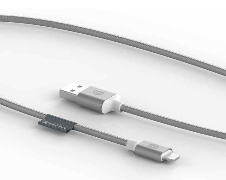 CES 2015: Griffin showcases an Apple-certified Lightning cable with a reversible USB plug