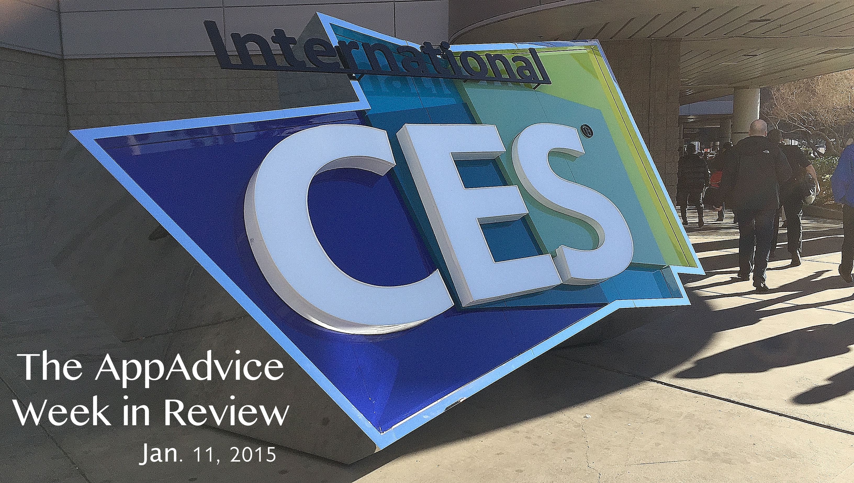 The AppAdvice week in review: Plenty to love at this year's CES, as eyes remain on Apple Watch