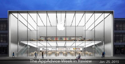 The AppAdvice week in review: Big news about the Apple Watch and the largest Apple retail store in Asia opens