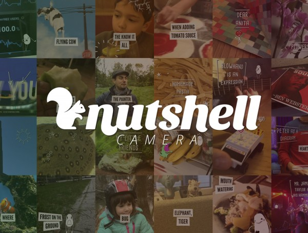 Tell your story in a Nutshell with a new camera app for iPhone