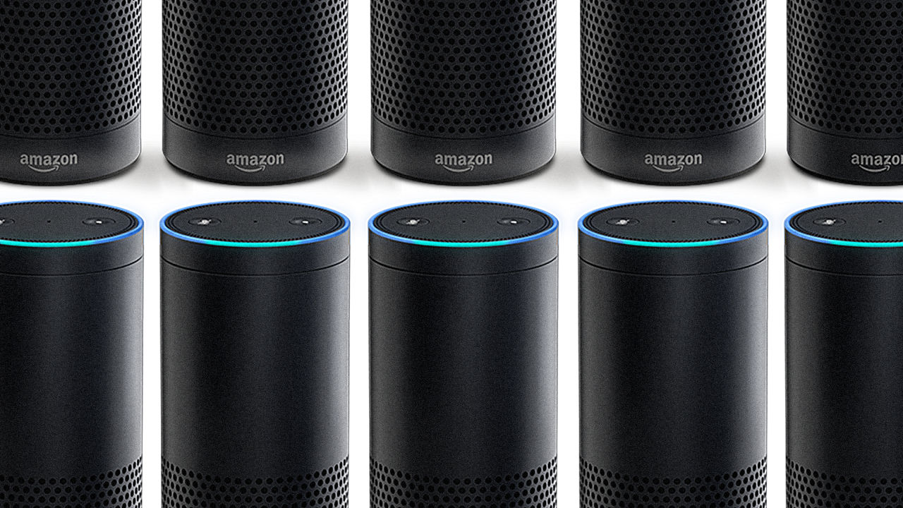 Review: The Amazon Echo could offer a glimpse at the future of home entertainment