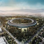 Apple's spaceship-like Campus 2 continues its rise