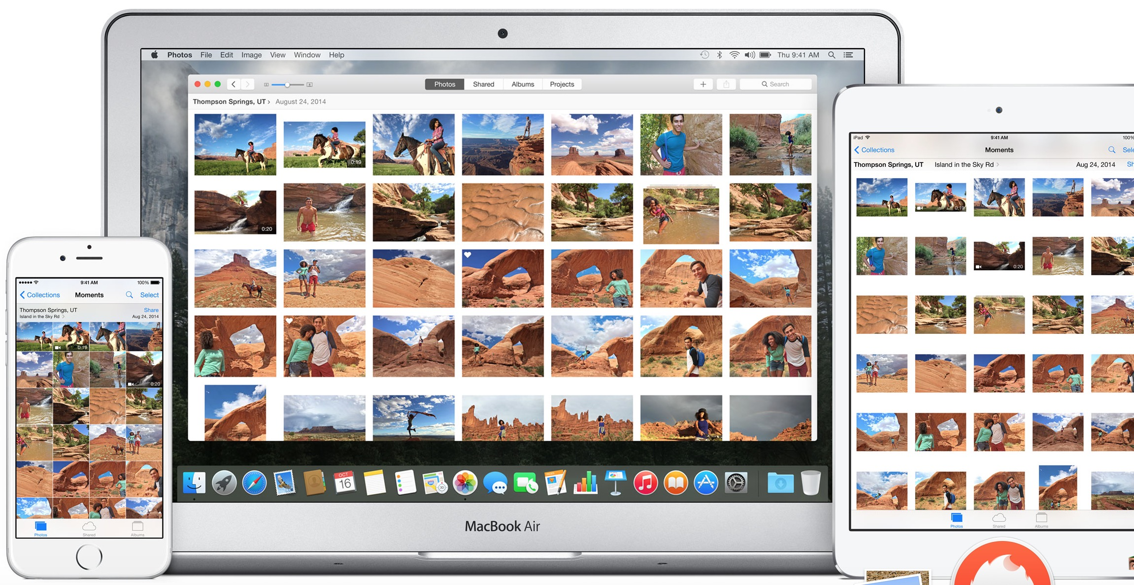 Apple's new Photos for Mac application could be hurt by storage costs, or present an opportunity