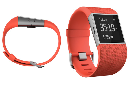 The Fitbit Surge