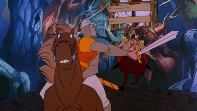 Dragon's Lair 2: Time Warp gets HD version for iPad, out now on the App Store