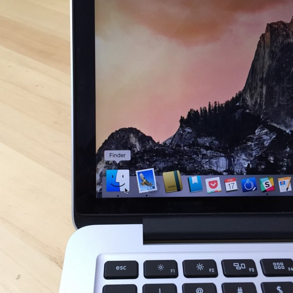 To the 'side Dock' people: Why my Mac's Dock stays on the bottom