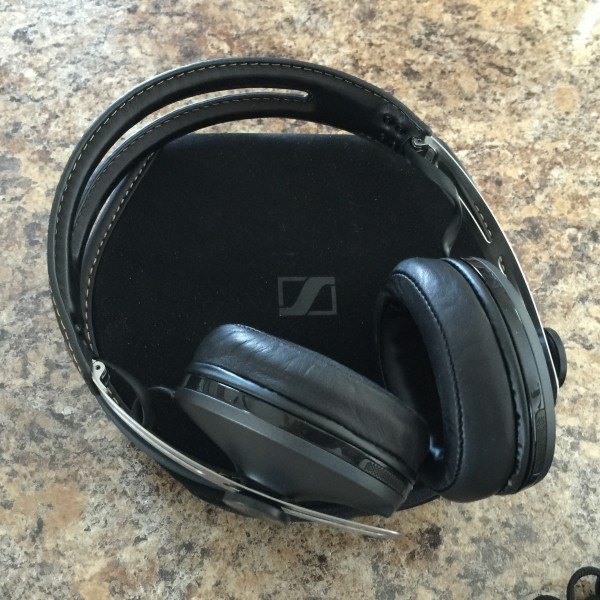 Sennheiser Momentum Wireless headphones offers incredible sound without all the plastic