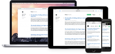 Realmac's Typed is going from writing app to blogging platform in a new Indiegogo project