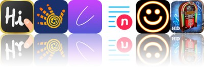 Today's apps gone free: Use Your Handwriting, Handy Photo, Elliptic Keyboard and more