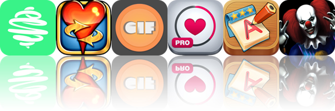 Today's apps gone free: Draw in 3D, Hearts Tournament, Giflay and more