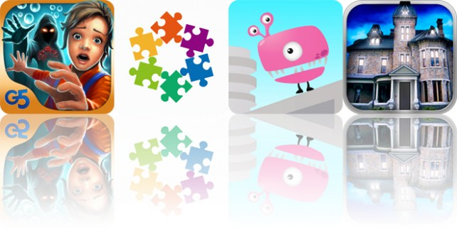 Today's apps gone free: Abyss: the Wraiths of Eden, ViewExif, BoomKLAKers and more
