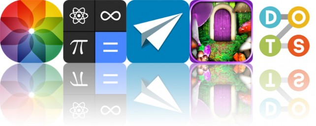 Today's apps gone free: InstaBlender, The Math Keyboard, Ideaz and more