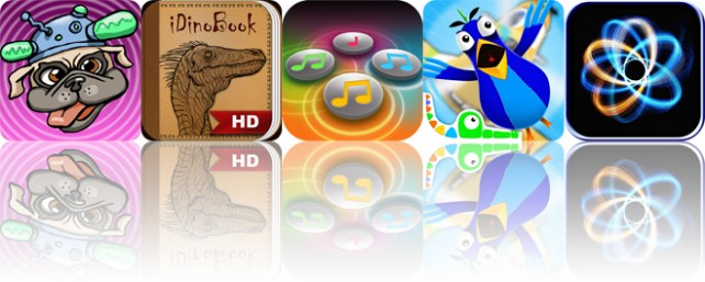 Today's apps gone free: Detective Sherlock Pug, Dinosaur Book, Rhythm Repeat and more