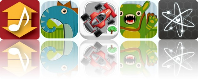 Today's apps gone free: InTune, Cutie Monsters, Math Bingo and more