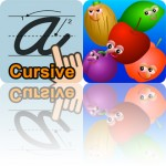 Today's apps gone free: Mitzi's World, Cursive Writing, ABC Phonics and more
