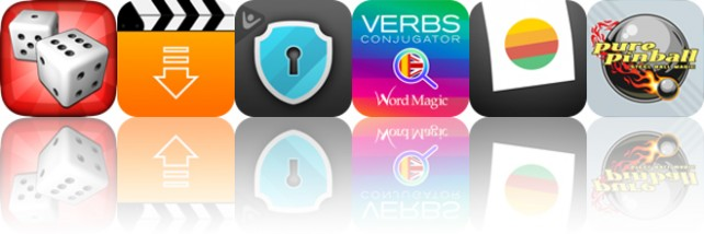 Today's apps gone free: Backgammon Premium, Video Downloader, Passible and more