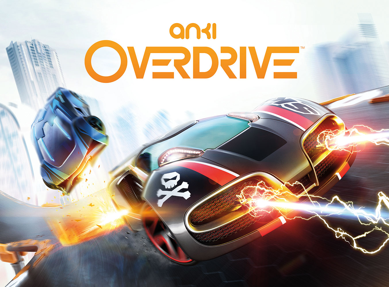 The new Anki Overdrive will speed onto the market later this year