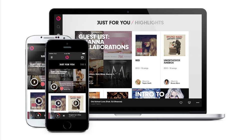 Apple is planning to deeply integrate a revamped Beats Music service into iOS, Mac OS X and the Apple TV