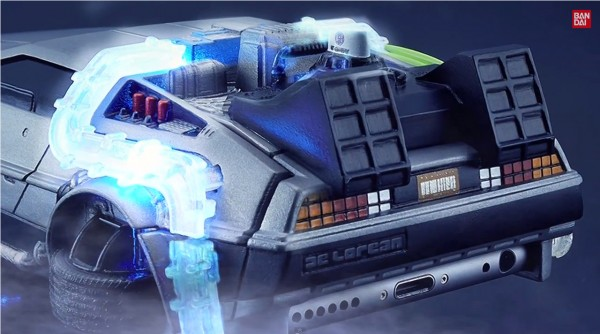 Take your iPhone 6 to 88 mph with this amazing DeLorean 'Back to the Future II' case