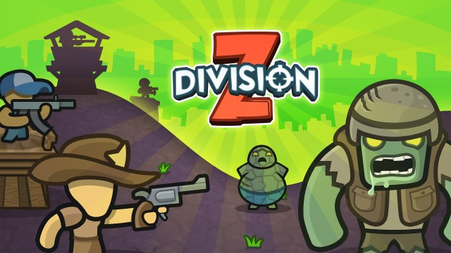 This March, join Division Z to take down zombies with a tactical tower defense