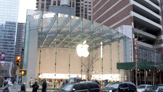 China isn't the only place where Apple is opening new retail stores