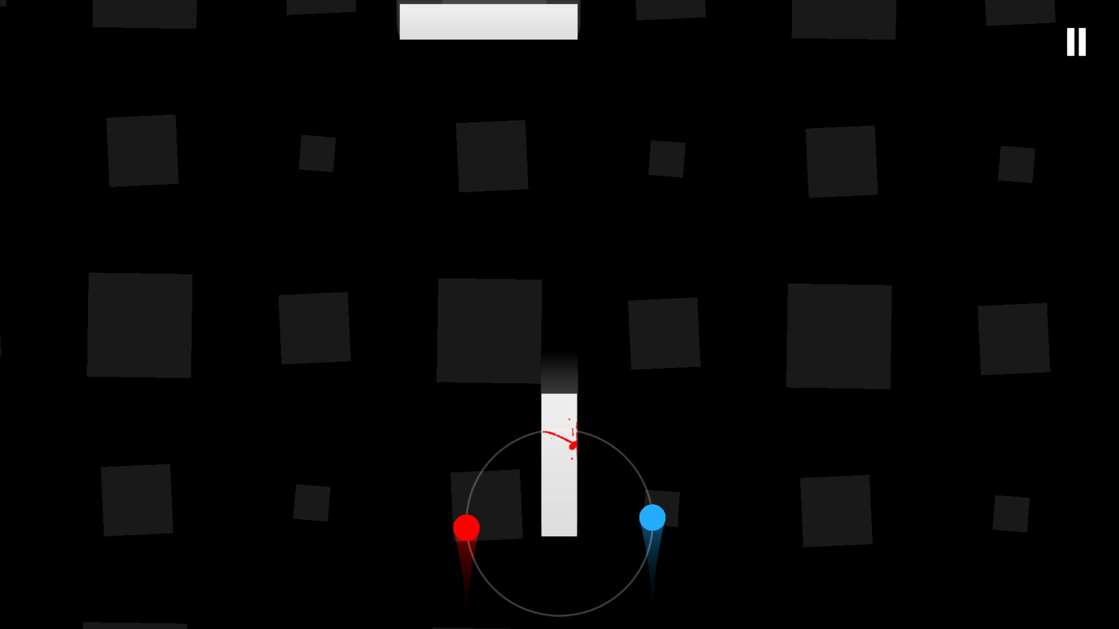 Duet Game, a wonderful twitch reflex title, is now free to download on the App Store