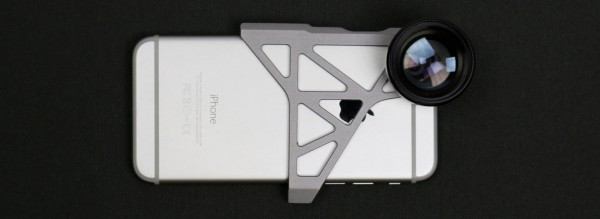 The new ExoLens system for the iPhone 6 takes photography to the next level