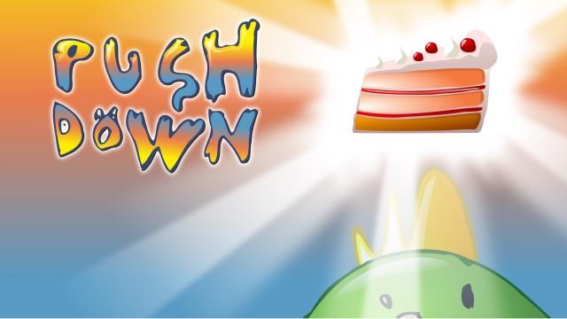 Pushdown is an inspiring gaming creation launching this week