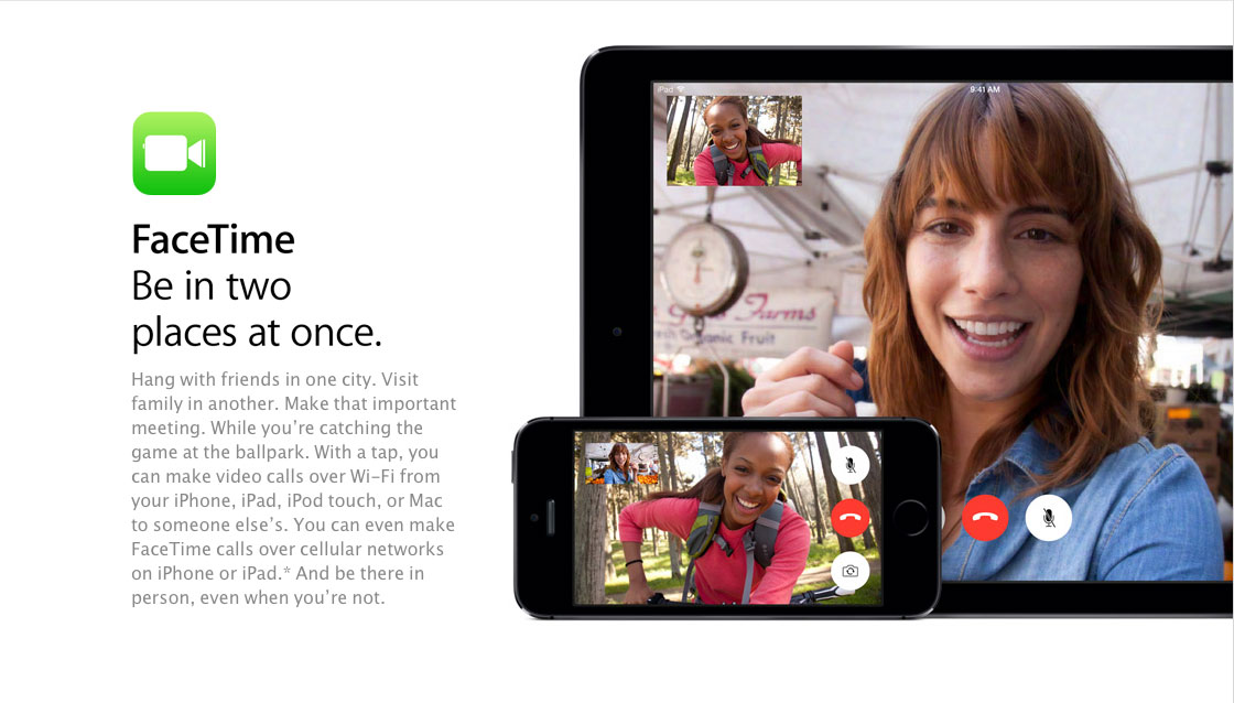 Apple enables two-factor authentication for FaceTime and iMessage