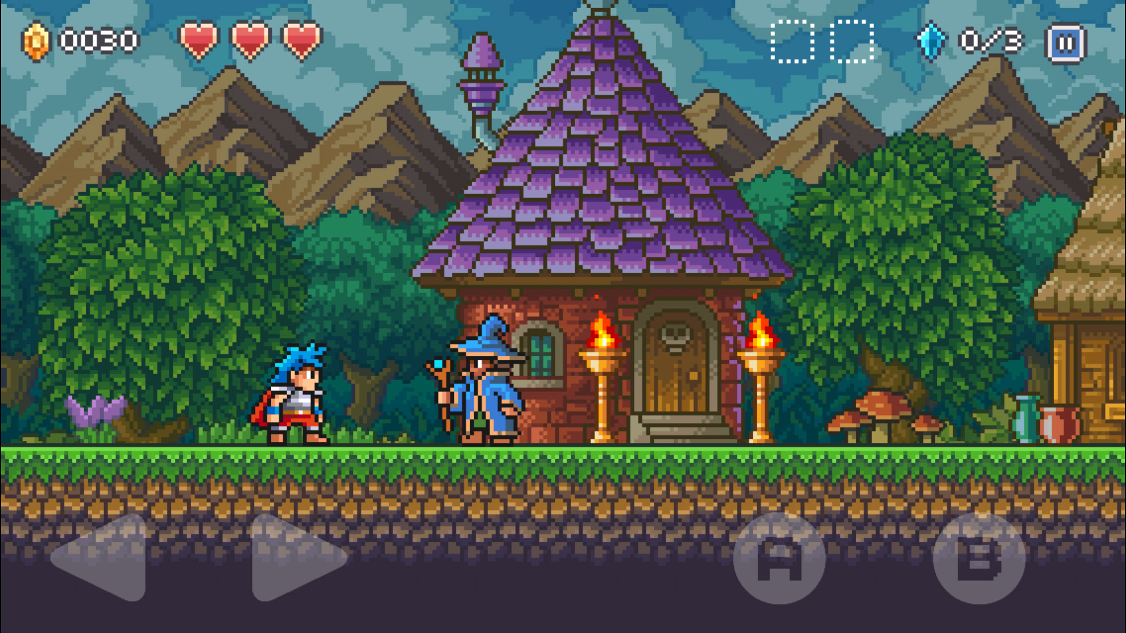 Retro platformer Goblin Sword updated with 16 new levels, MFi controller support and more