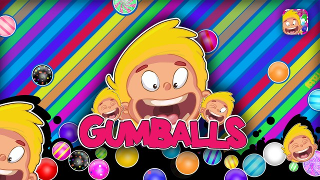 The candy popping match-3 mania of Gumballs arrives for iOS this March