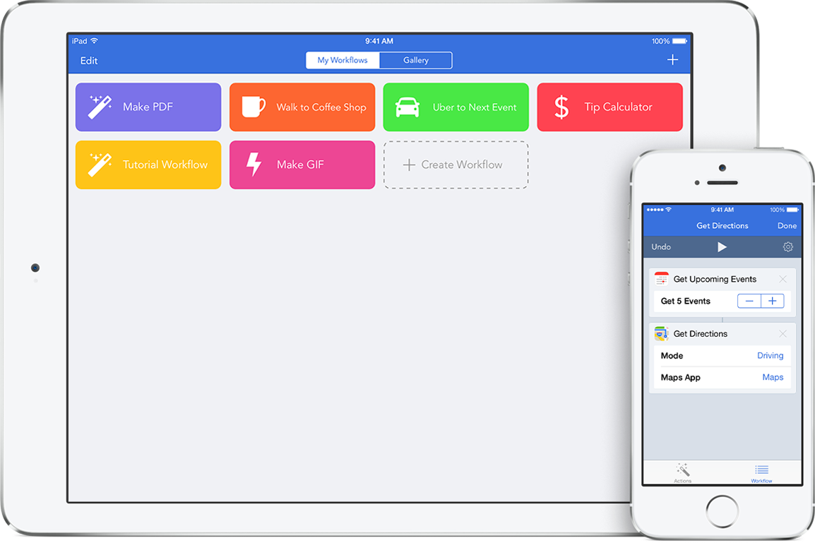 Workflow gets a ton of new features and improvements in 1.1 update