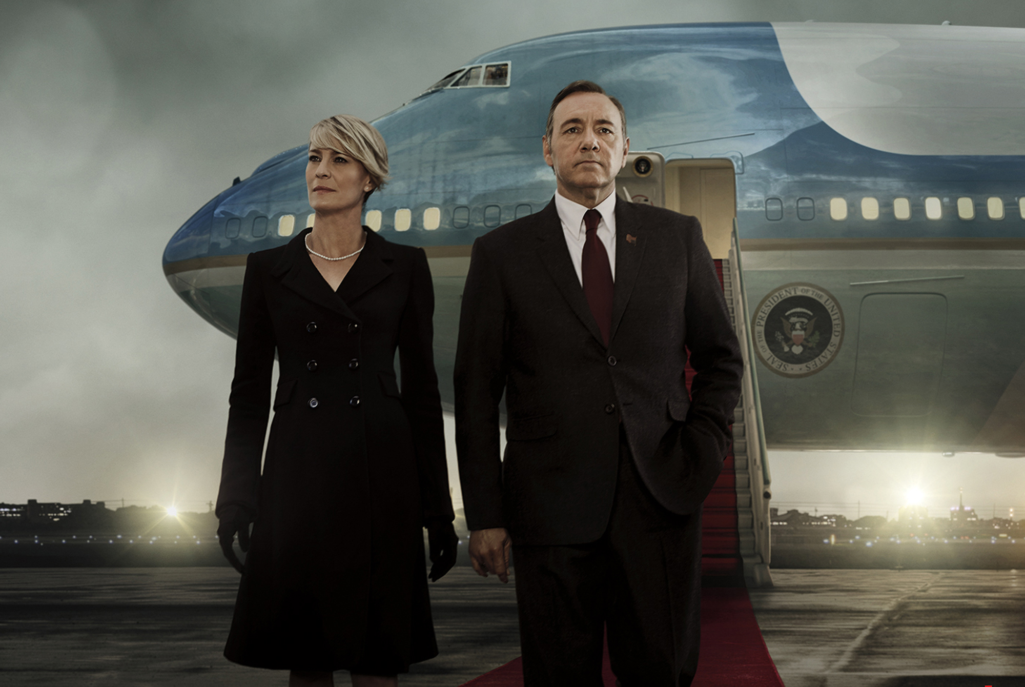 'House of Cards' season 3: President and Mrs. Underwood will see you now