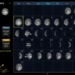 Moon Calendar update brings iPhone 6/6Plus compatibility and new features