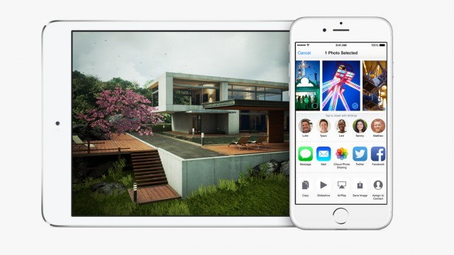 Thanks to iOS 8.1.3, iOS 8 adoption jumps to 72 percent