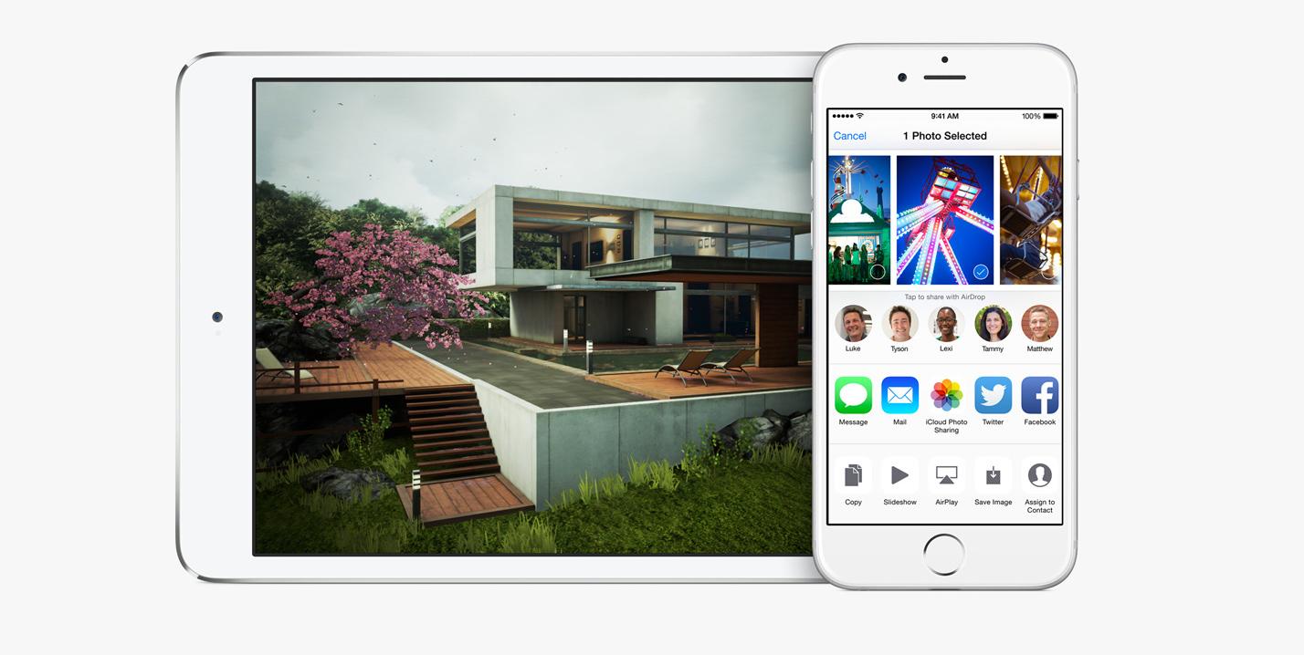 Thanks to iOS 8.1.3, iOS 8 adoption jumps to 72 percent