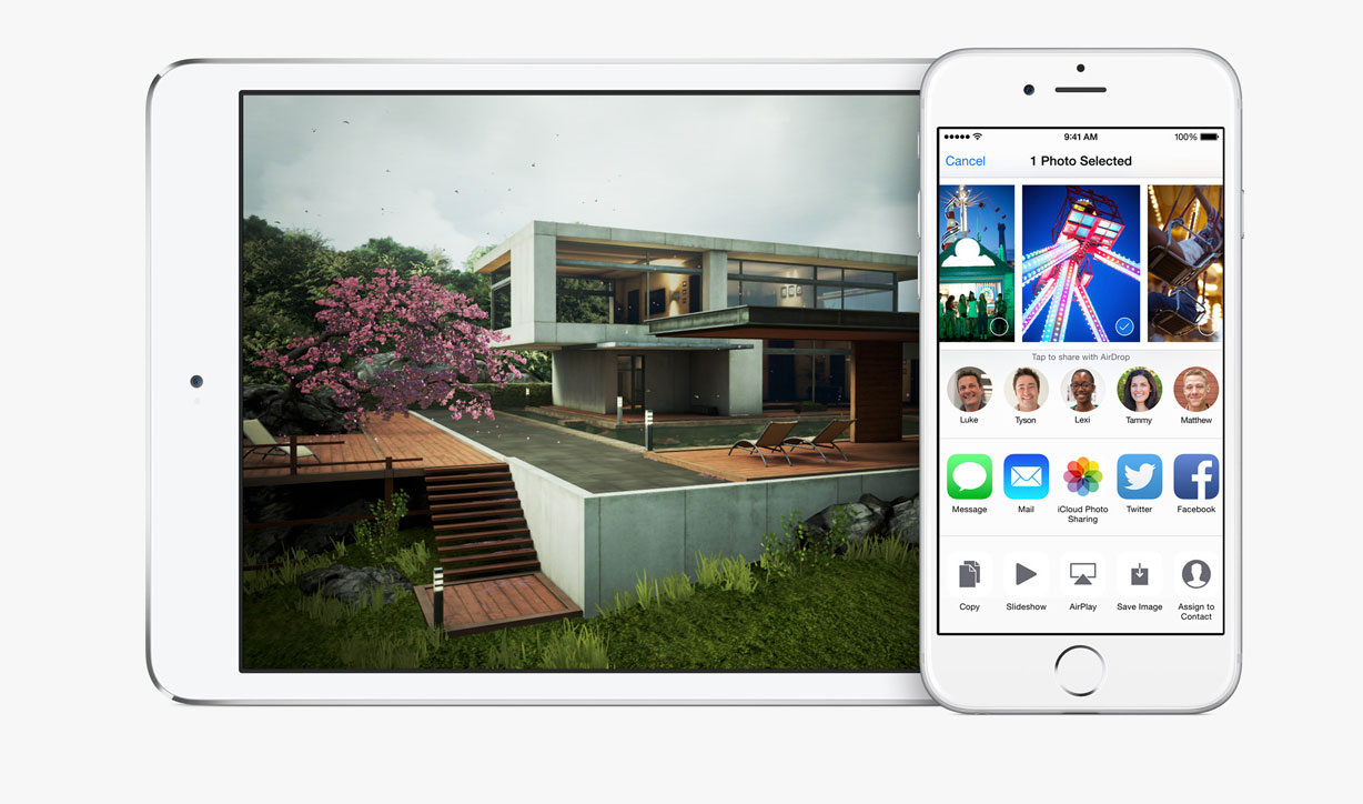 Apple releases a second beta version iOS 8.3 to registered developers