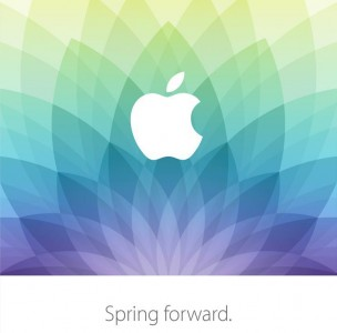 Apple announces a March 9 'Spring Forward' event