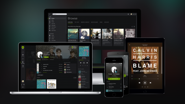 Spotify adds Musixmatch lyrics as it continues to innovate
