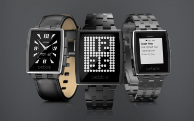 Facing some big competition from the Apple Watch, Pebble is planning both new hardware and software