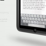Meet Phorm, a morphing touchscreen keyboard designed for the iPad mini