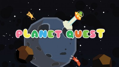 Aliens invade iOS through the rhythm-based arcade action of Planet Quest