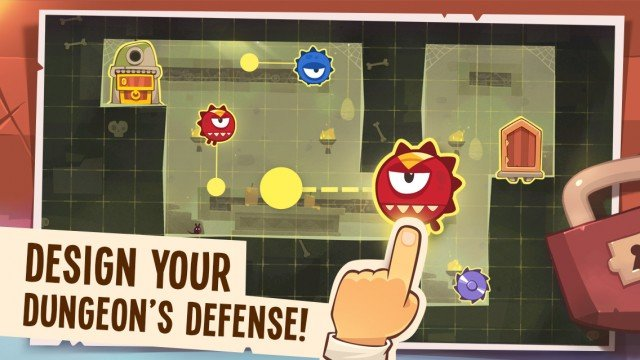 You have to be cunning to be the King of Thieves in ZeptoLab's new multiplayer platformer