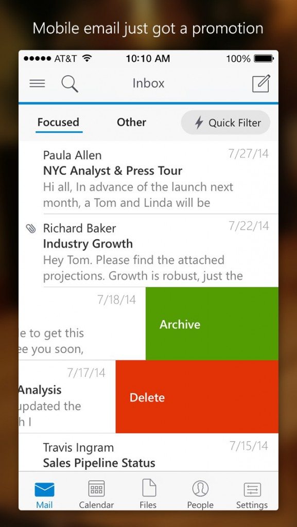 Access your email, calendar, contacts, and attachments in one place with our App of the Week.