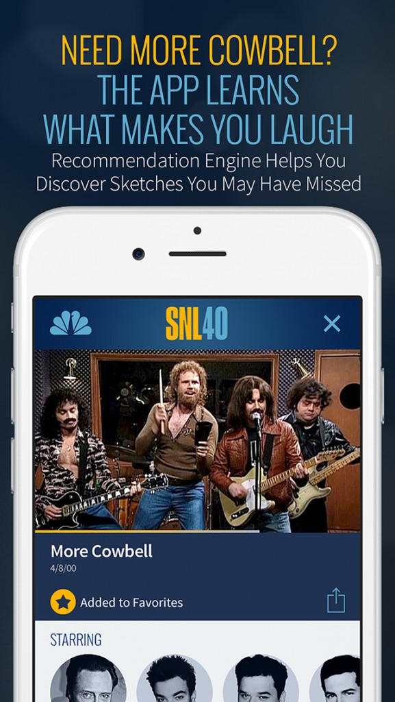 Everything is better with more cowbell, like our App of the Week.