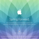 Apple will offer a live stream of the special Apple Watch event on March 9