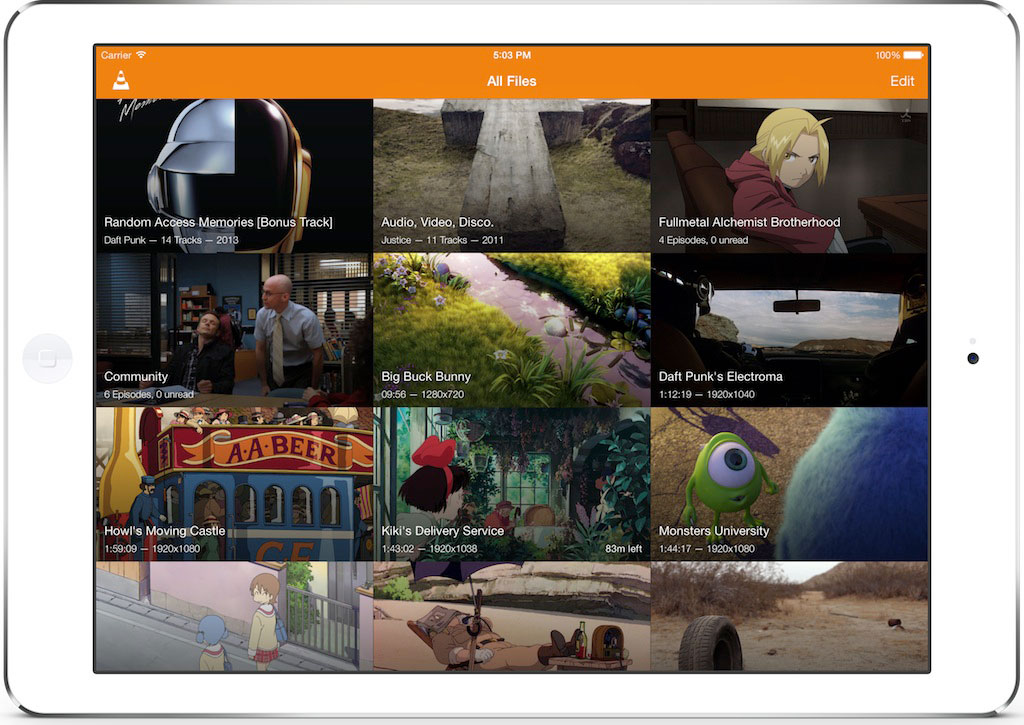 Powerful media player VLC returns yet again to the App Store